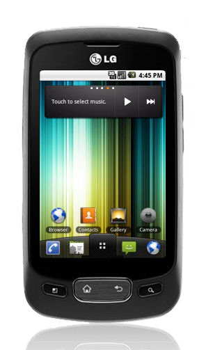 Lg optimes one