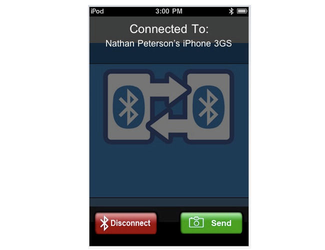 Bluetooth iphone