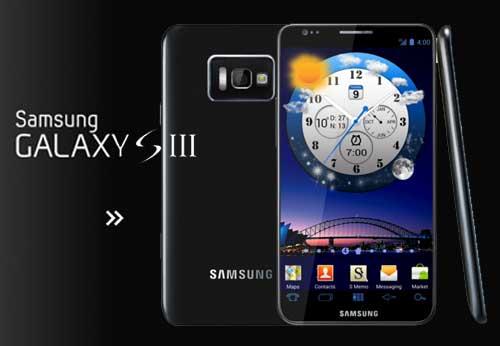 presentación del Samsung Galaxy S3 by 4ndroid 4pps. Aplicaciones Android