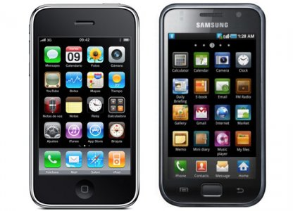 Apple-iphone-vs-samsung-galaxy-s