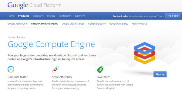Google cloud pltaform