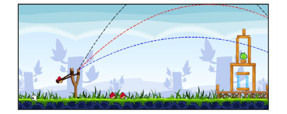 Angrybirds maths 1
