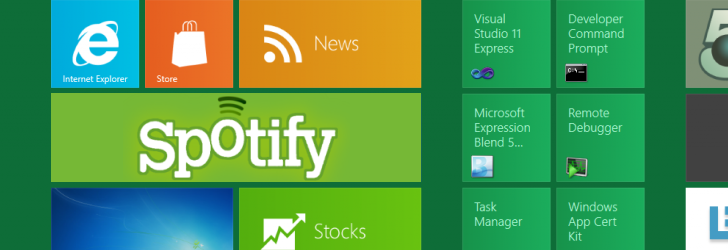 Spotify-for-windows-8
