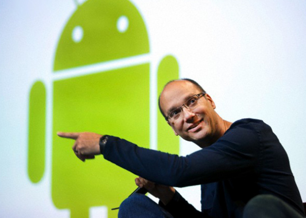 Rubin android
