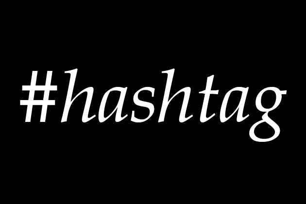 Hashtag-260113