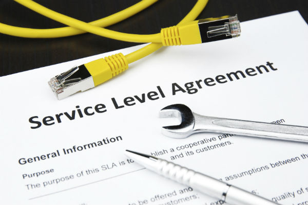 Service-level-agreement-technical-service