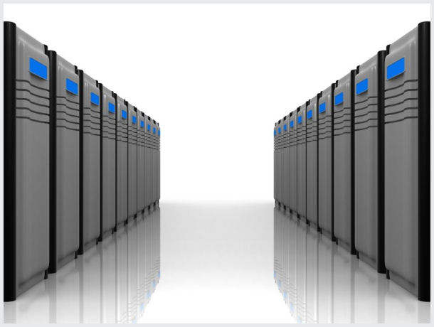 Servers virtualized