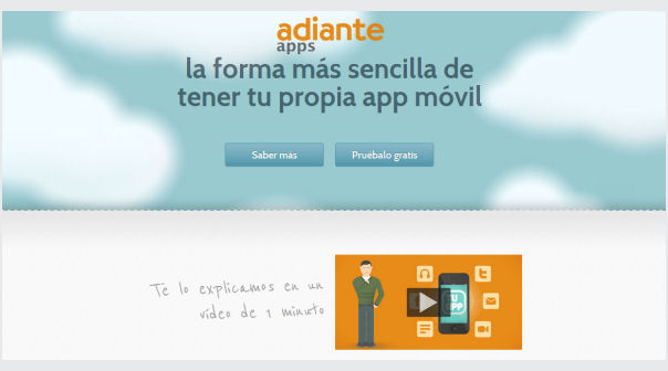 Adiante apps