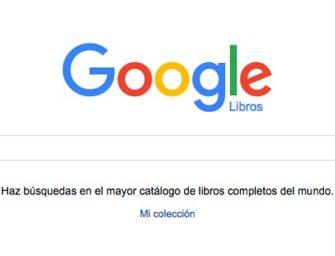Google paraliza su megabiblioteca virtual