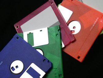 Sony dejará de fabricar disqueteras