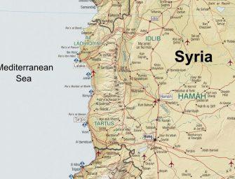 "Siria ""desaparece"" de Internet"