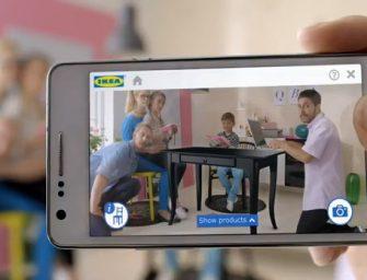 Ikea aplica la tecnología a su catálogo de toda la vida