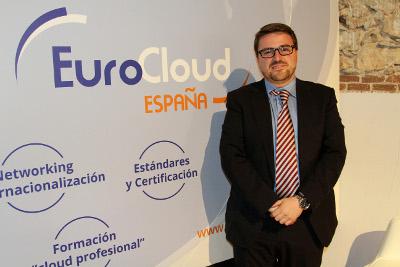 Entrevista a Francisco González Gosálbez, vicepresidente de Eurocloud