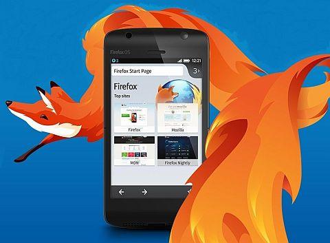 El sistema operativo de Firefox podrá pronto soportar aplicaciones de Android