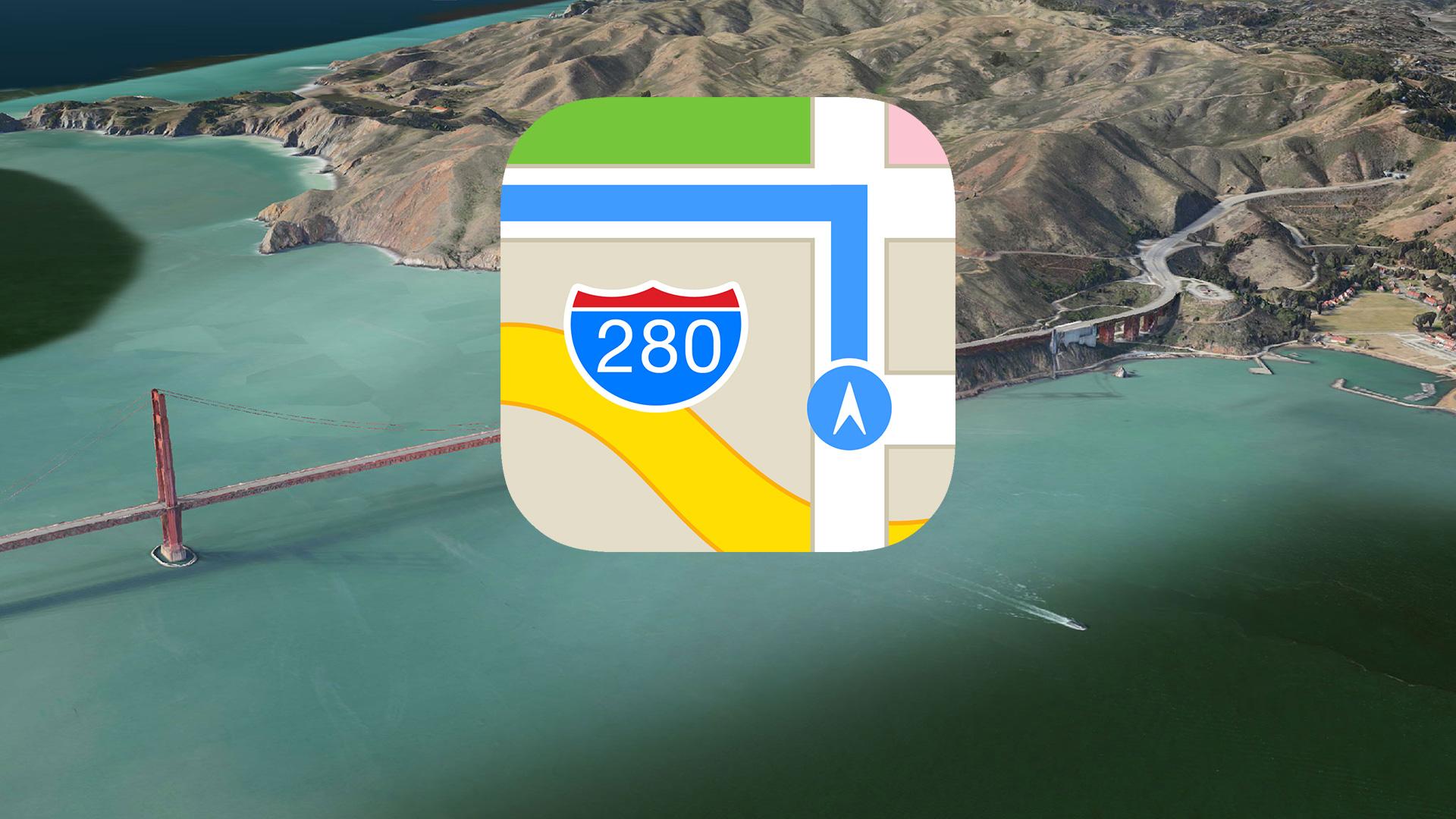 Apple Maps tendrá nuevas funcionalidades en IOS 9 que Google Maps no tiene