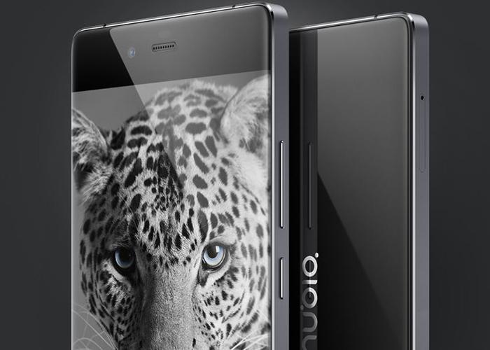 El Smartphone sin bordes: Nubia Z9
