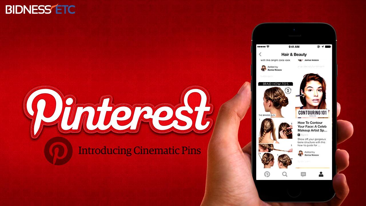 Pinterest presenta su primer Video-Like y nuevos modelos de precios para sus anuncios