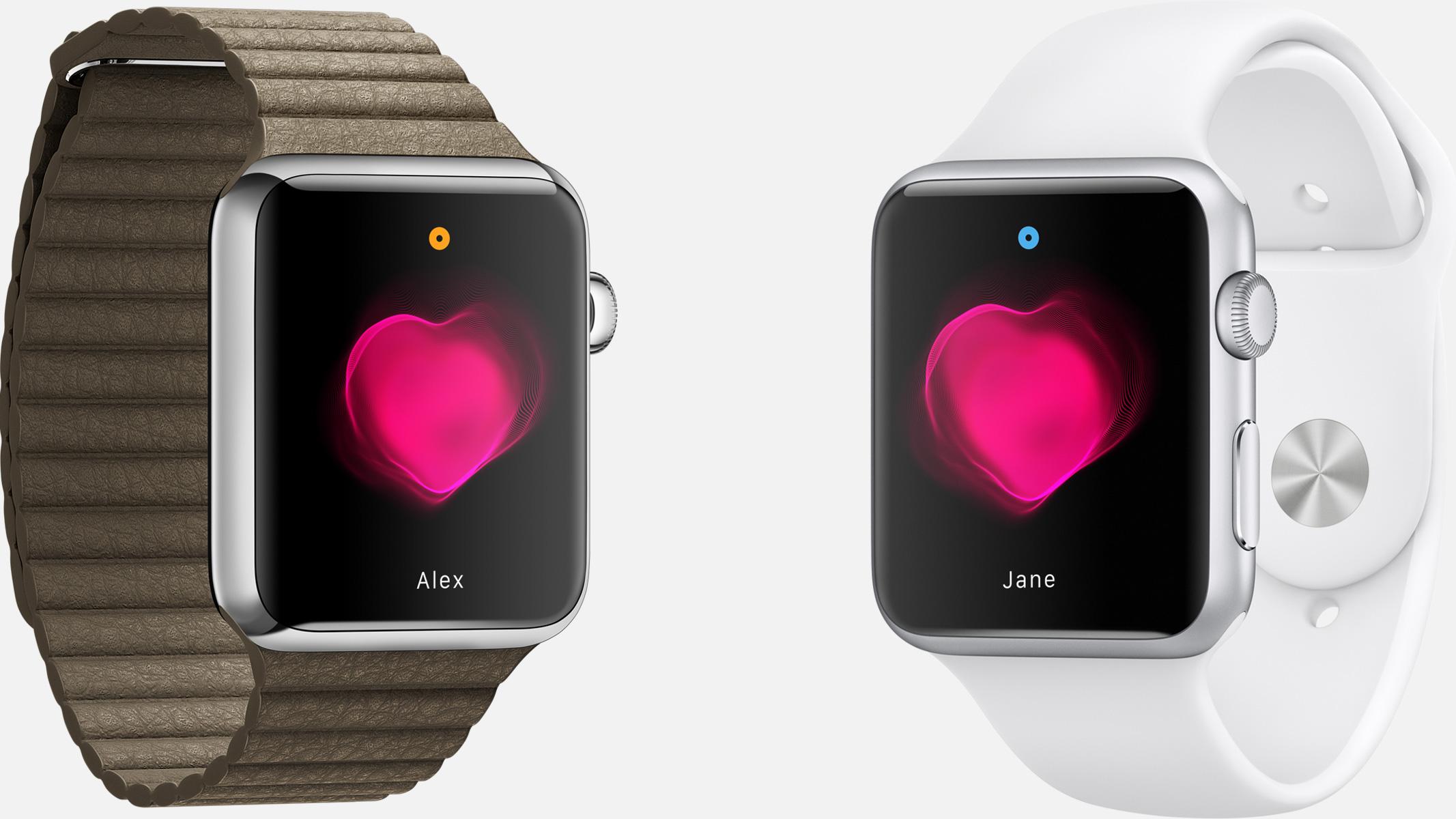 La posible app de Tinder para Apple Watch usará los latidos de tu corazón