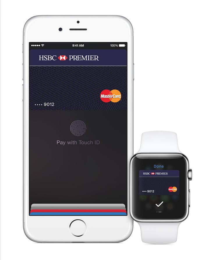 Apple Pay ya está preparado para su lanzamiento en Europa