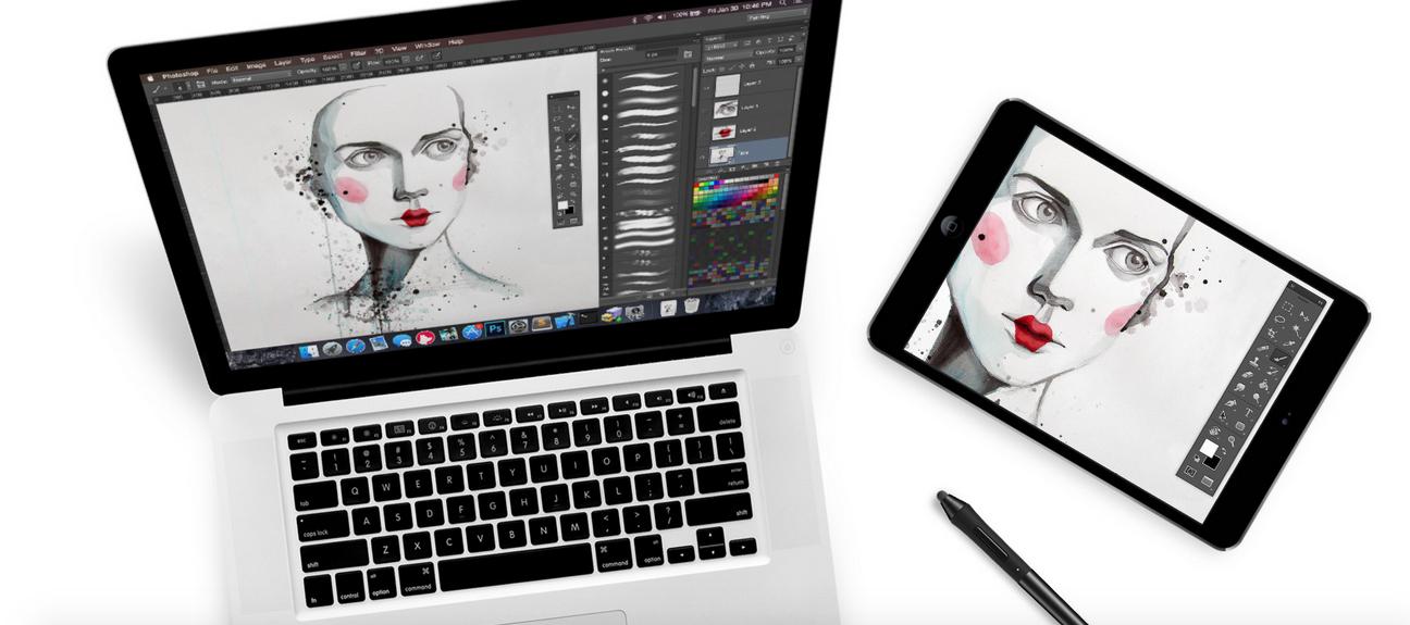Convierte tu iPad en una tableta gráfica con Astropad