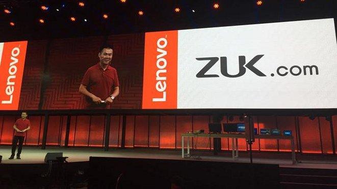 ZUK lanza ZUI, y redefine la tecla Home con U-Touch