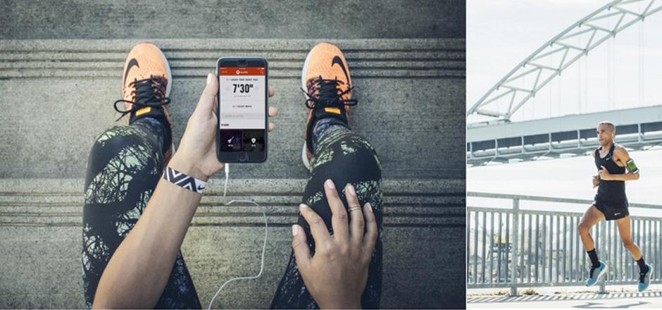 Nike + Running y Spotify se asocian para que sea tu cuerpo quien marque el ritmo