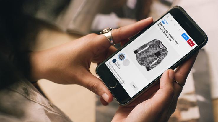 Pinterest habilita los botones de compra