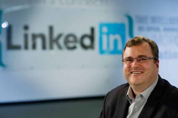 """""""El diseño de LinkedIn necesita más trabajo"""". Lo dice su co-fundador…"""