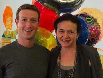 Sheryl Sandberg, la primera mujer en el Consejo de Facebook