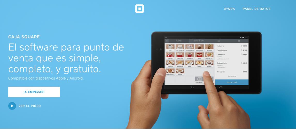 Caja Square la app para gestionar tu pequeño negocio