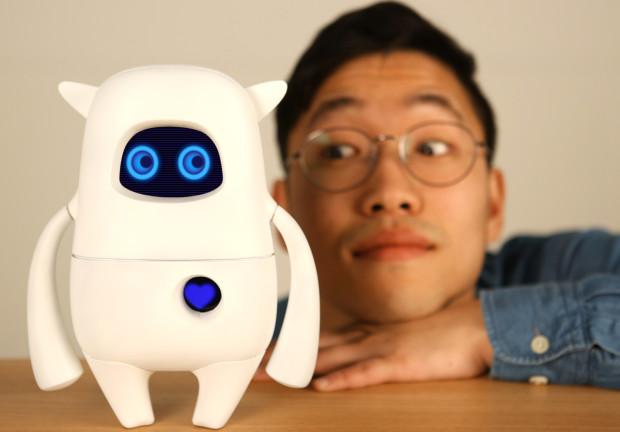 Conoce a Musio, el robot que te responde