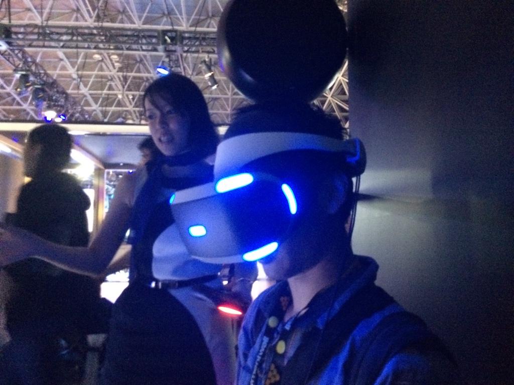 Tokyo Game Show se despide cerca del récord de asistentes