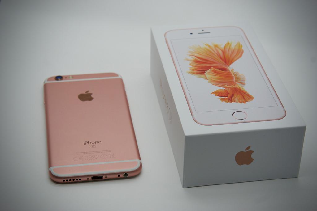 Apple vuelve a batir su propio récord con el iPhone 6S