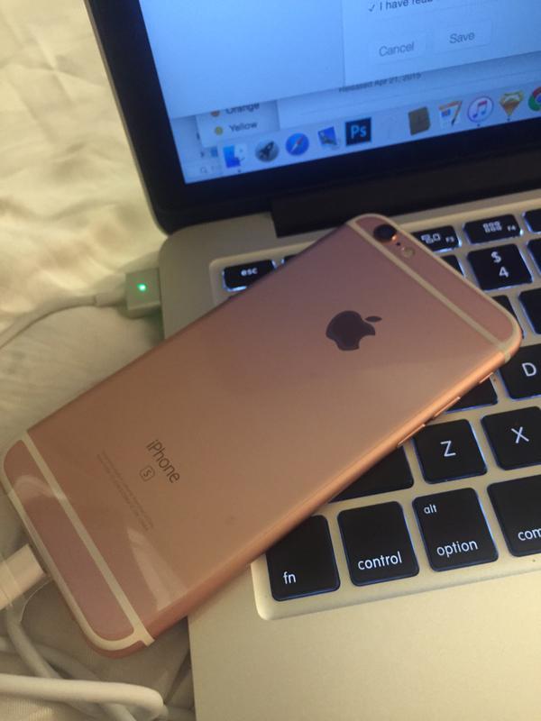 El iPhone 6S rosa llega por sorpresa a los primeros compradores