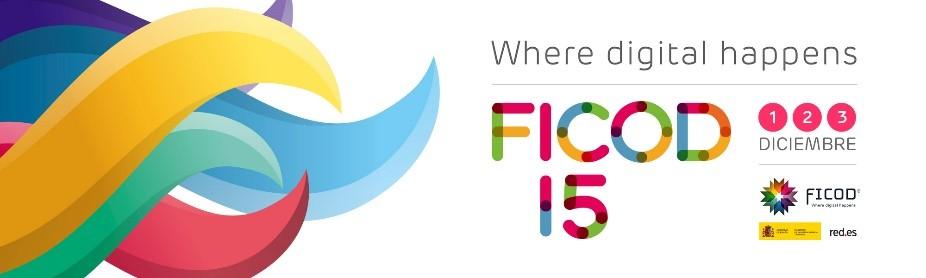 FICOD 2015 da la mano a todas las áreas de la economía digital
