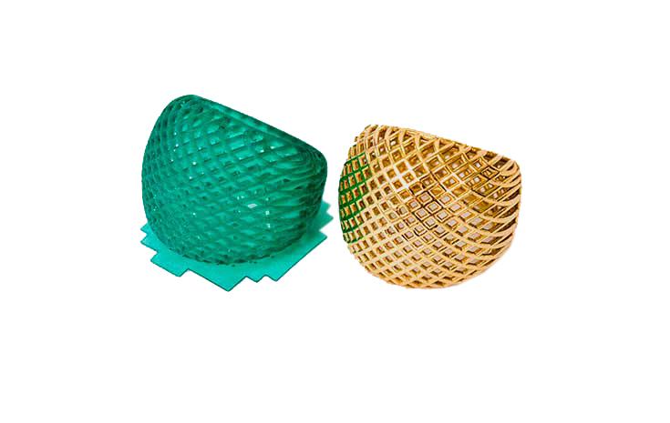 El sector de la Joyería ahorra un 40% gracias a la impresión 3D