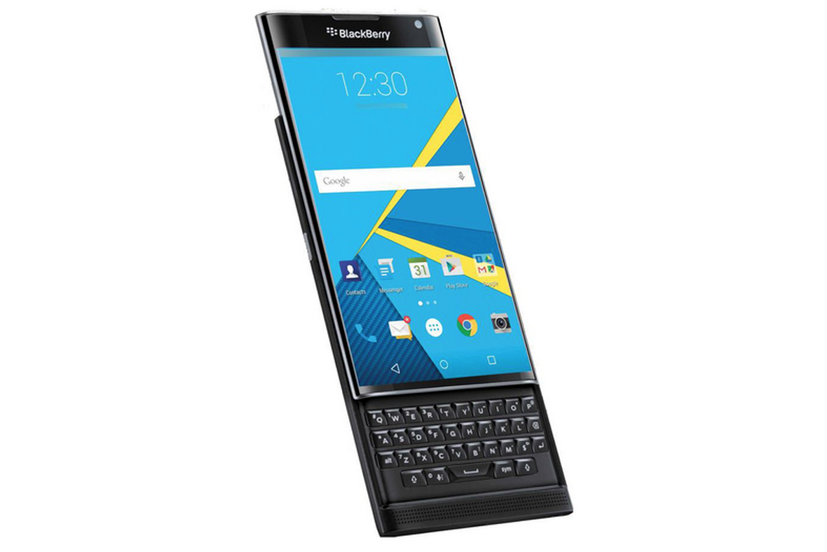 Blackberry se pasa a Android con Blackberry Priv
