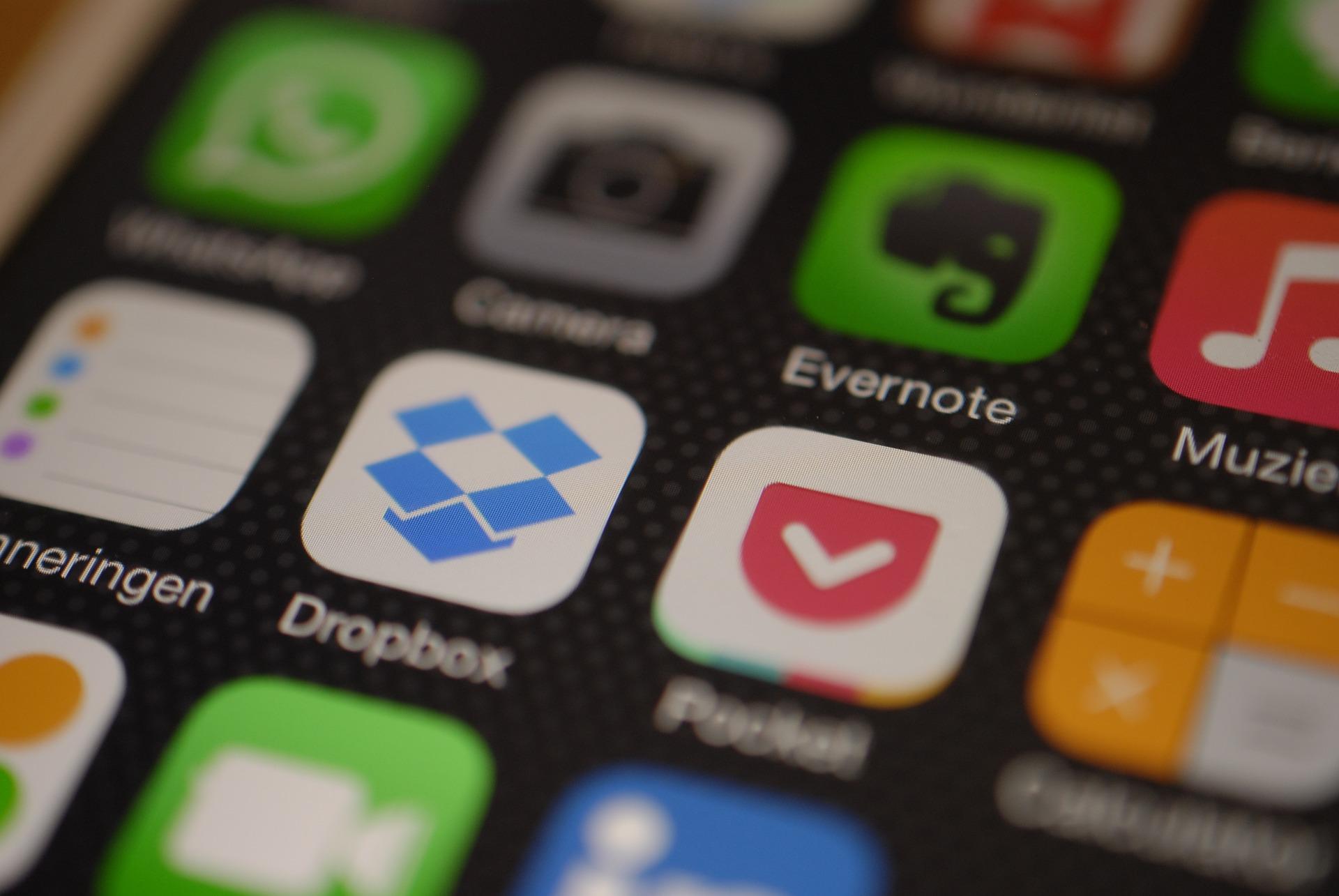 Dropbox dará prioridad al trabajo en equipo