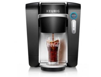La nueva Keurig Kold sirve Coca Cola en lugar de café