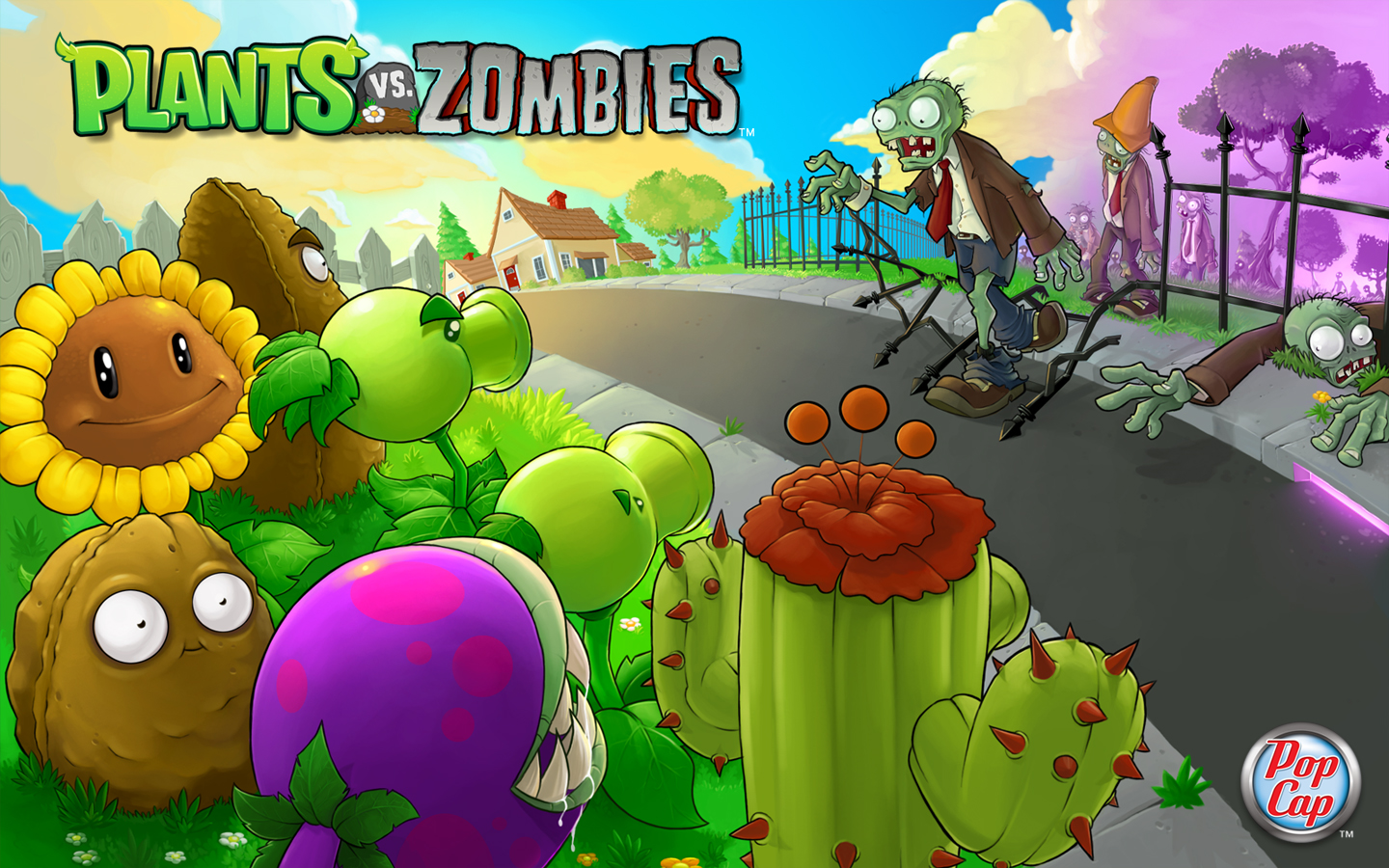 Un troyano se disfraza de Candy Crush y Plants vs Zombies