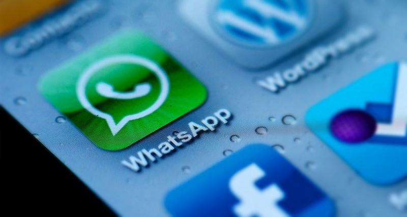 WhatsApp, el servicio de mensajería más utilizado.