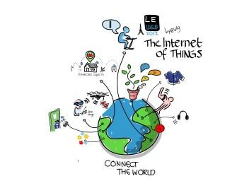 Una vida conectada en el internet de las cosas