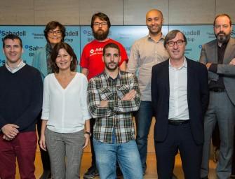 5 nuevas startups entran en el programa del Banco Sabadell
