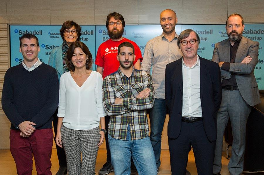 El Banco Sabadell elige a 5 nuevas startups para su programa BStartup 10.