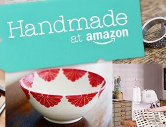 Amazon sigue ampliando sus miras y entra en el negocio de la artesanía