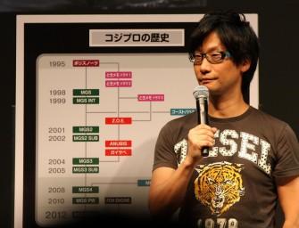 Sigue el esperpento entre Konami y Hideo Kojima