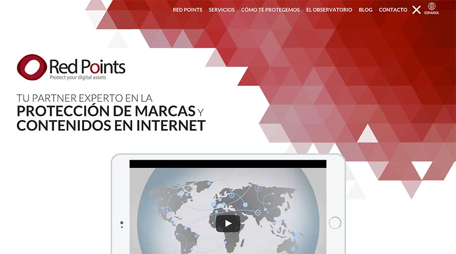La caixa premia a red points por su lucha antipirater a for La caixa oficina internet