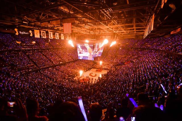 NextVR ofrece la NBA en Realidad virtual