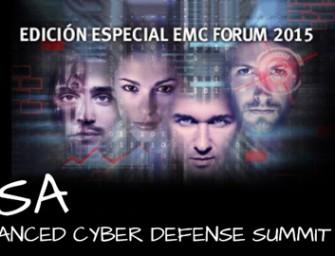 RSA Advanced Cyber Defense Summit 2015