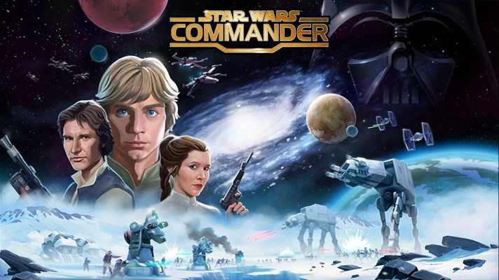 Star Wars: Commander en Windows 10